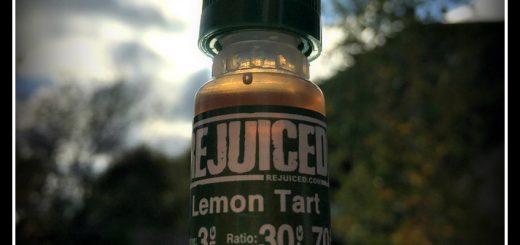Lemon Tart Rejuiced