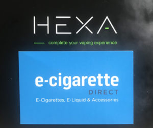 Hexa V2 at E-Cigarette Direct