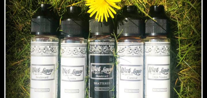 Wick Liquor E-liquids