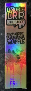 Strawberry Banana Waffle Box
