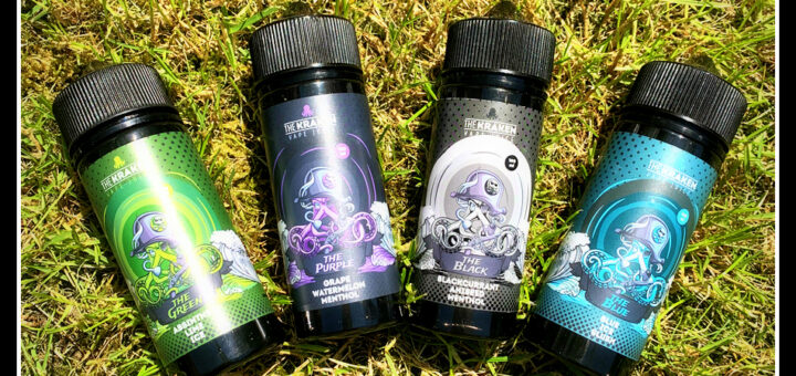 Kraken Range Vape and Juice