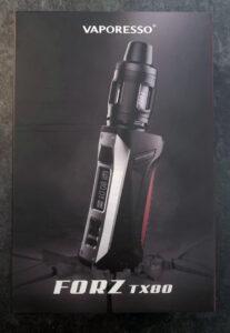 Vaporesso Forz TX80 Box