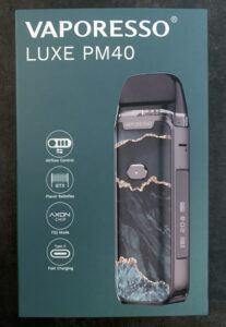 Vaporesso Luxe PM40 Box