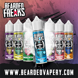 Bearded Freaks Eliquid