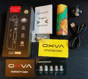 OXVA Origin X Kit