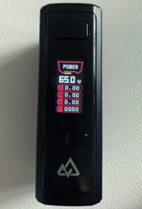 Geekvape Obelisk 120 FC Display