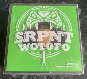 Wotofo SRPNT Box