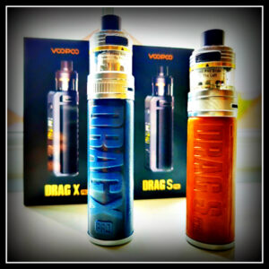 Drag X Pro & Drag S Pro by Voopoo