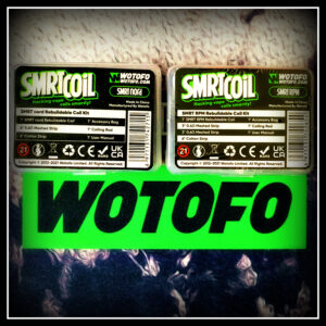 SMRT Nord & RPM Coil Kits by Wotofo