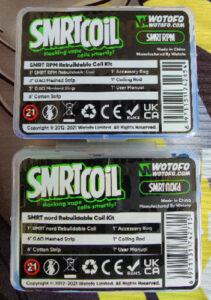 SMRT Nord & RPM Coil Kits