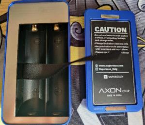 Gen X Battery Panel