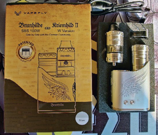 Vapefly Brunhilde Box